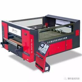 DL-DCF/20-15A 全自动皮革彩印激光切割机丨皮革切割机丨激光切割机