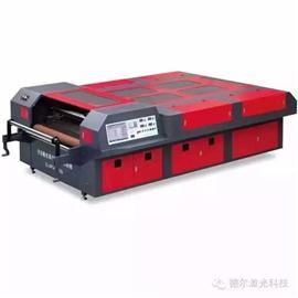 DL-DPCF/20-15A 全自动皮革印线激光切割机丨激光切割机丨皮革切割机