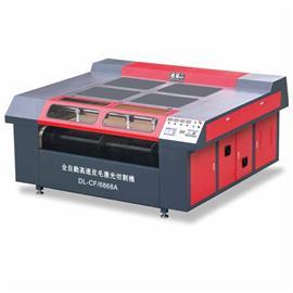 DL-CF/6868A全自动高速皮毛激光切割机 激光切割机 切割机厂家