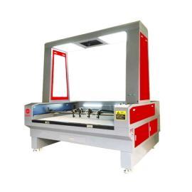 DL-1610C 四头互移摄像定位激光切割机丨切割机丨切割机厂家