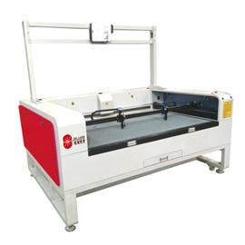 DL-1610D 双头互移投影定位激光切割机 皮革切割机 厂家直销