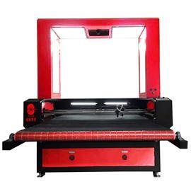 DL-SZ-1812C 全自动双轴异步摄像定位激光切割机 皮革切割机 切割机