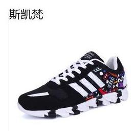 斯凯梵休闲鞋时尚户外运动鞋低帮韩版潮男鞋子百搭 厂家批发男鞋