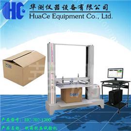 全电脑包装容器压缩测试仪结构图