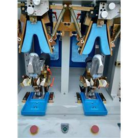 SC-898双冷双热后踵定型机(内扫式)