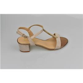家新鞋业Carson 时装、舒适、闪亮 特材鞋面、橡胶底 靓丽跟鞋、凉鞋