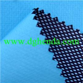 方格平布复合TPU膜复合网布|布料复合|普通贴合