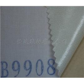达恒B9908涤棉针织布贴合纸衬自粘冷贴定型布