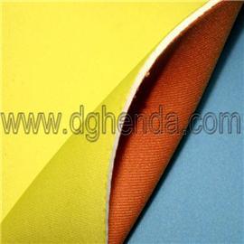 尼龙佳积布贴合米白SBR贴合涤纶佳积布|布料复合|普通贴合