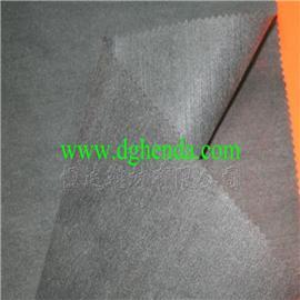0.5mm灰针刺布 |恒达定型布|抗油定型布
