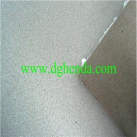 灰纸板贴合浅青泡棉|抗油定型布|布料复合