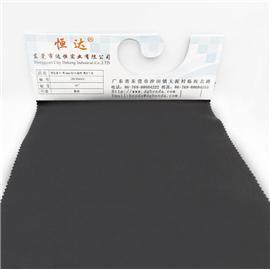 黑色莱卡+黑2mmk360火贴棉+黑沙丁布