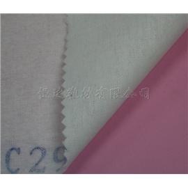 达恒C29起毛布点状热熔胶靴用定型布