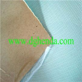 磅布贴合浅青D20乳胶上自粘 |普通贴合|恒达定型布|