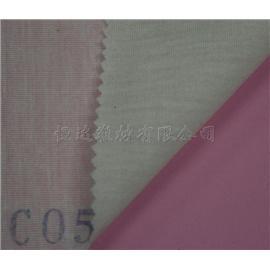 达恒C05涤棉针织布热熔点胶靴用定型布