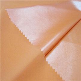 棕色平布复合0.015mm低透透明TPU膜|布料复合|普通贴合