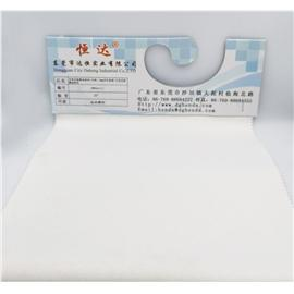 白色四面弹佳织布+白色1.5mm冲孔乳胶+白色四面弹佳织布
