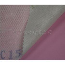 达恒C15无纺布上热熔点胶定型布
