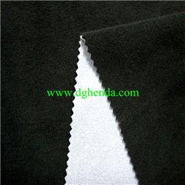 黑摇粒绒复合TPU膜复合灰摇粒绒|抗油定型布|布料复合