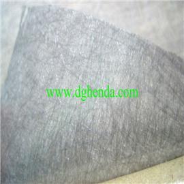 进口灰长纤不织布上自粘|抗油定型布|布料复合