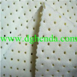 白尼龙天鹅绒贴合泡棉白尼龙天鹅绒|抗油定型布|布料复合