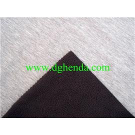 针织布热熔胶复合▲摇粒绒|布料复合|普通贴合|热熔胶复合