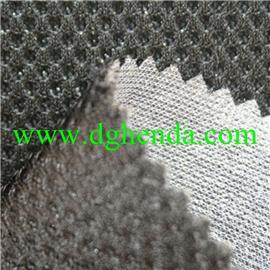 三明治复合低透TPU膜复合定型纱|布料复合|普通贴合