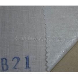 达恒B21磅布上自粘冷贴定型布