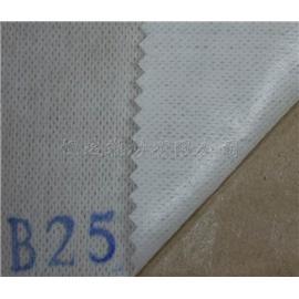 达恒B25水刺布上自粘冷贴定型布