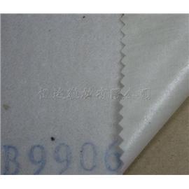 达恒B9906针扎棉贴合针织布上自粘冷贴定型布