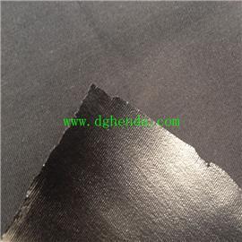 黑莱卡复合黑TPU膜|布料复合|热熔胶复合