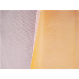 白30D涤纶定型纱热熔胶复合黄色TPU膜
