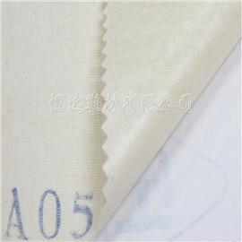 恒达A05靴用定型布上热熔胶纯棉针织布