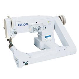 FG-2156曲臂型上下送人字形曲折缝纫机(垂直小梭)