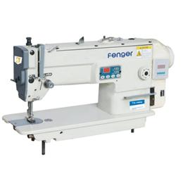 FG-1580/1580D厚料直驱电脑花样曲折缝纫机(垂直大梭)