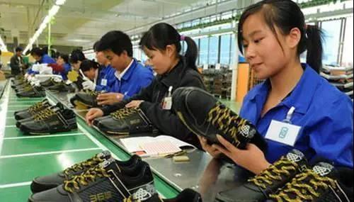 东莞数百家鞋厂被限期关停