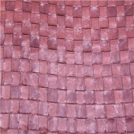 路亮貿易鞋包用家裝1.5mm厚度r09009植革柔水染牛皮真皮編織