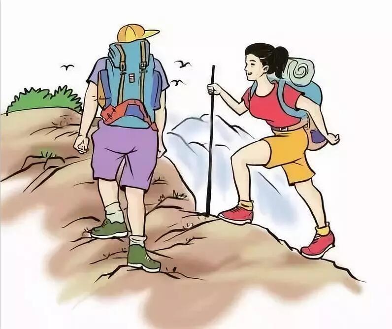 麦乐详讲雨天徒步的基本法则和注意事项