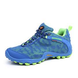 正品麦乐新款户外鞋运动鞋网面登山鞋情侣款男款