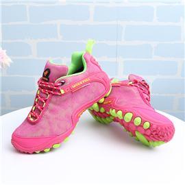 正品麦乐新款户外鞋运动鞋网面登山鞋情侣款女款
