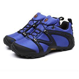 男款秋冬防水防滑爬山鞋戶外運動鞋徒步鞋