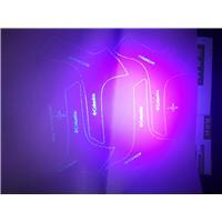 荧光车线糊图片