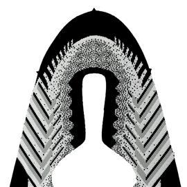 GSE-F18-017飞织鞋面丨贾卡鞋面丨三明治网布