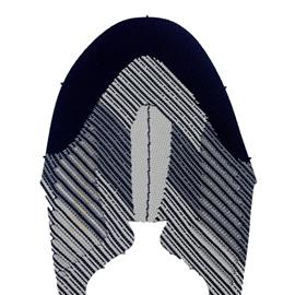 GSE-F18-031飞织鞋面丨贾卡鞋面丨三明治网布