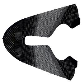 GSE-E18-018贾卡鞋面丨飞织鞋面丨三明治网布