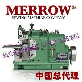 【中国总代理】美国Merrow美罗MG-3U臂章鞋面包边机