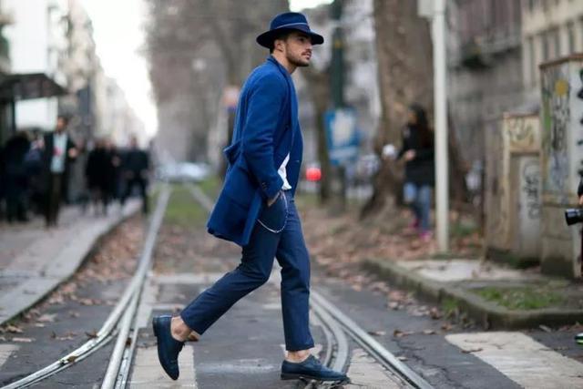 男士皮鞋穿搭通病有不少,学会以下8点教你免出错!