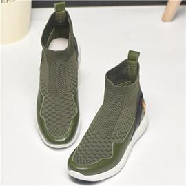 欧歌oge休闲女靴时尚女靴
