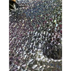 仿棉绒豹纹光学|PU皮革|联丰鞋材
