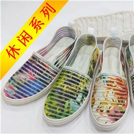 Casual ribbon shoes, special ribbon, ribbon